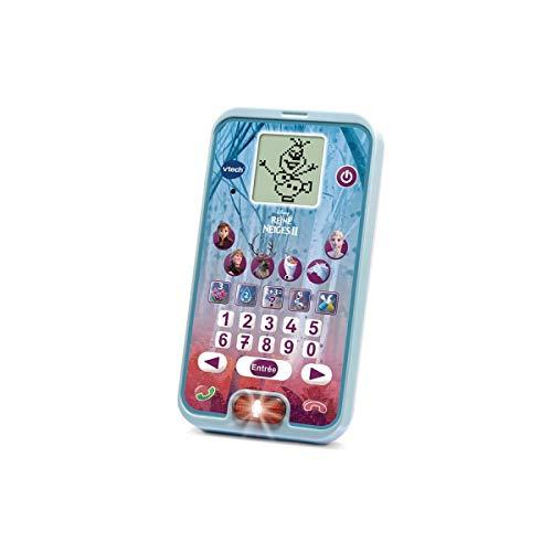 VTech Frozen II - Smartphone educativo - Versione FR