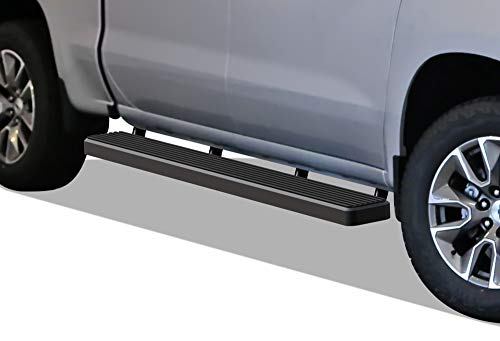APS iBoard Running Boards 6-inch Black Compatible...