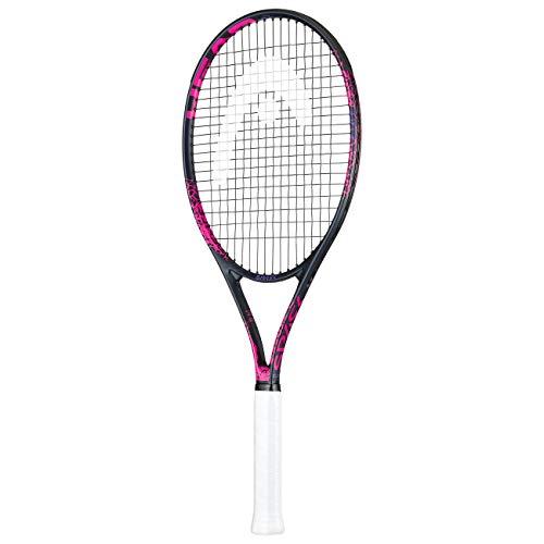 HEAD Unisex-Erwachsene Spark Elite Tennis Racket, mehrfarbig, 0