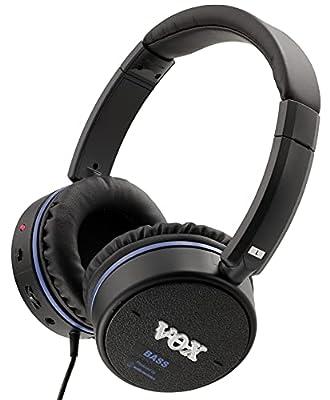VOX VGH Series - Bass Guitar Amplifier Headphones - BASS from Vox