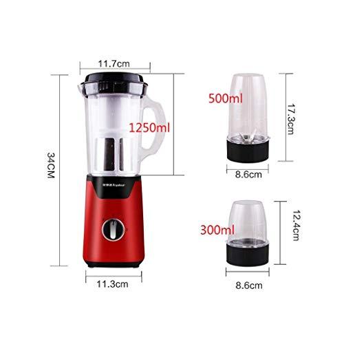 MTG Máquina de cocción multifuncional, licuadora, molinillo, suplemento alimenticio, comida mezclada, ecológica, fácil de operar