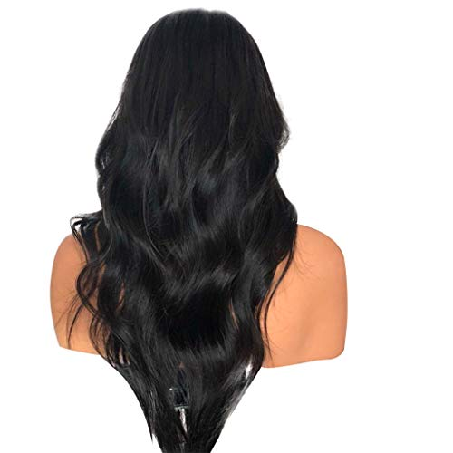 Zlolia Lace Front Human Hair Wigs for Women Hairline 150% Denisty Brazilian Body Wave Lace Front Wigs with Baby Hair Natural Color