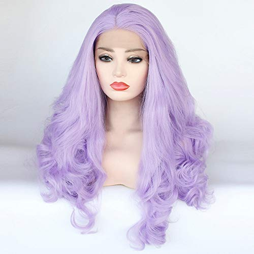 comprar pelucas violetas en línea