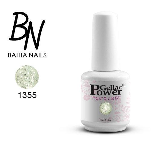 Bahia Nails - Power Gellac Tenue Parfaite? Vernis à Ongles UV Ou LED Semi Permanent 15 ml. 1355