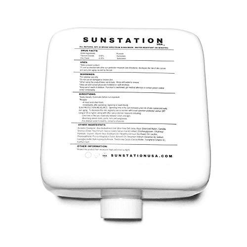 Sunscreen Refill - SPF 30 All-Natural 1,000mL