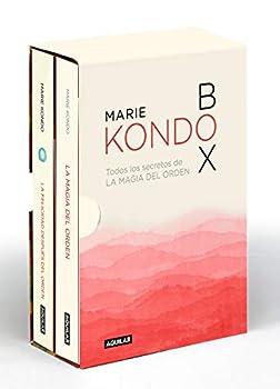 Todos los secretos del método KonMari  edición box  La magia del orgen | La felicidad después del orden   Cuerpo y mente   Spanish Edition