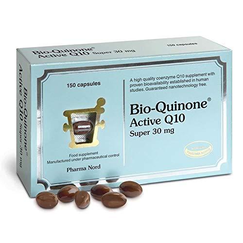 Pharma Nord | Bio-Quinone Q10 Super 30mg 150 Capsules | 2 x 150 Capsule (UK)