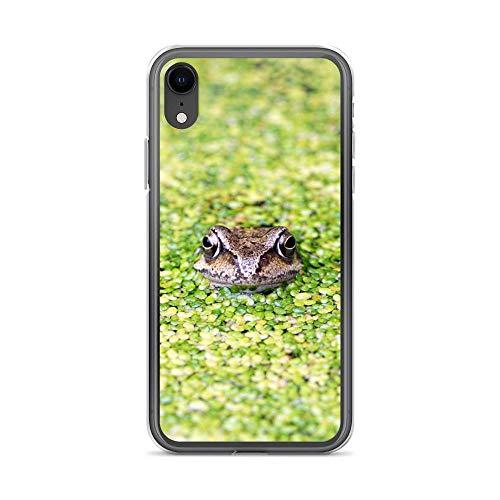 Handyhülle Spatz Storch kompatibel für iPhone XR Frosch Edelkraut Schutz Hülle Hülle Bumper transparent r& um Schutz Cartoon M7
