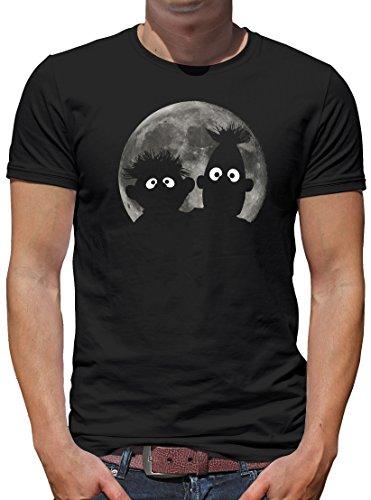 TShirt-People Shadow Puppets T-Shirt Herren XL Schwarz