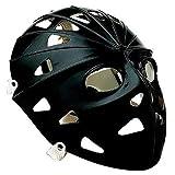 Mylec Pro Goalie Mask, Black , Medium