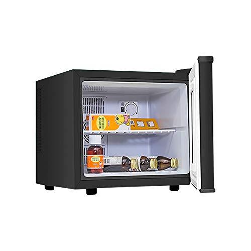 Yissma Minibar, mini-koelkast, drankkoelkast, laag energieverbruik, stille werking, 2 planken, in hoogte verstelbaar voor catering, kantoor, hotel of thuis