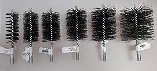 Cepillo de alambre de acero de forma definida, para limpiar