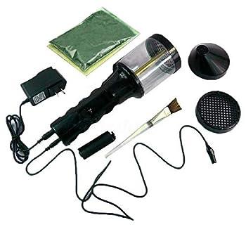 MXBAOHENG Portable Electrostatic Flocking Machine Comfortable Grip Flock Applicator Strong Power Advanced Flocking Kit