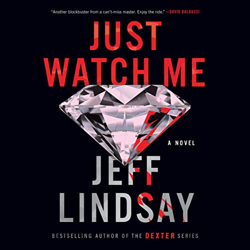 Just Watch Me  By  cover art