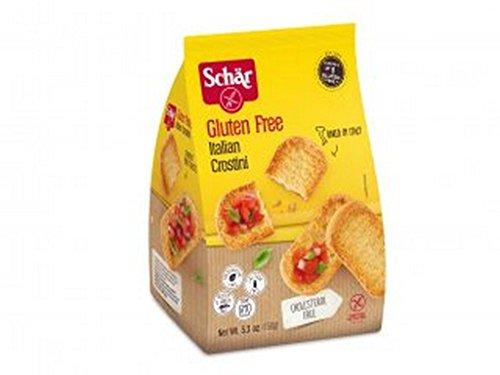 Schar Gluten Free Italian Crostini, 6 Count