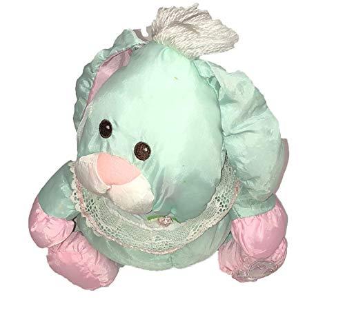 Green Bunny Puffalump Plush 9'