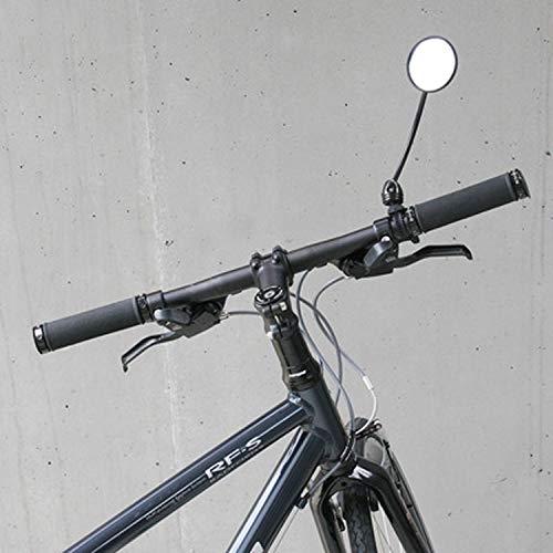 Busch & Müller Seitenspiegel Spiegel Cyclestar B+M Passend für Links Und Rechts schwarz 15 x 6 x 6 cm - 2