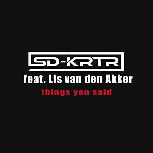 SD-KRTR feat. Lis van den Akker