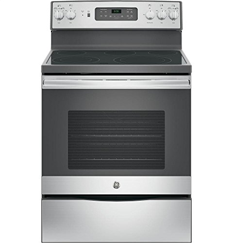GE Appliances JB655SKSS, Stainless Steel