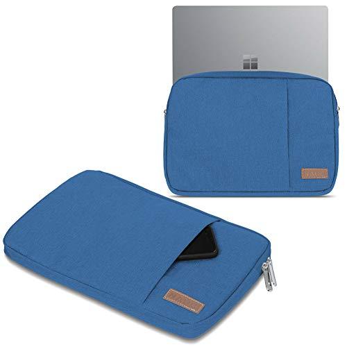 UC-Express Laptoptasche kompatibel für Odys Trendbook 14 Pro Hülle Tasche Notebook Schutzhülle Cover Hülle, Farbe:Blau (Navy Blue)