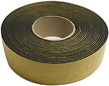 Frost King IT30 8 2 x 1 8 30 Rubber Insulation Tape Black product image
