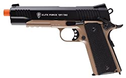 Airsoft Gas Pistols - Power-Fun-And Easy To Use