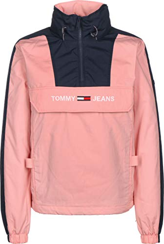 Tommy Jeans Damen Windbreaker rosa L