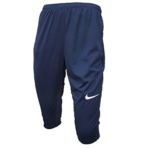 NIKE M NK Dry Acdmy18 3Qt Pant Kpz Sport Trousers, Hombre, Obsidian/Obsidian/White, M