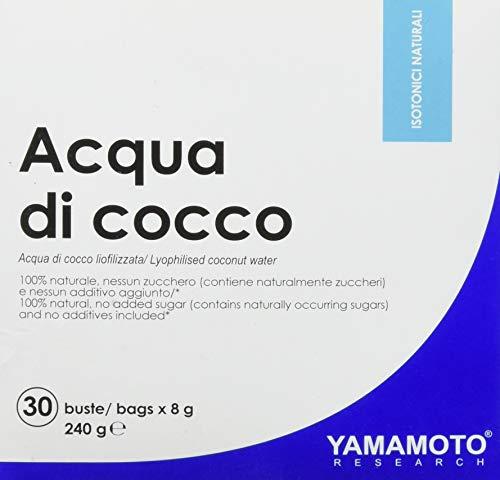 Yamamoto Research Acqua di Cocco - 30 Buste da 8 grammi
