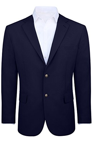 Men's Big & Tall Sport Coats & Blazers