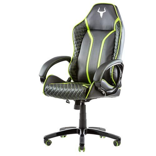 Itek Gaming Chair Taurus P4 - Funda de Piel sintética,
