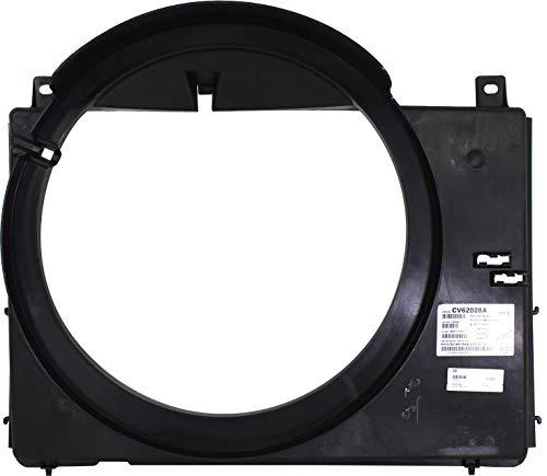 Garage-Pro Fan Shroud Compatible with CHEVROLET TRAILBLAZER 2002-2009 4.2L Engine