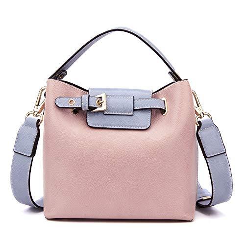 New Wave koreanische Version der Handtasche Hit Farbe Pinzette Mutter Tasche wild Messenger Schultertasche