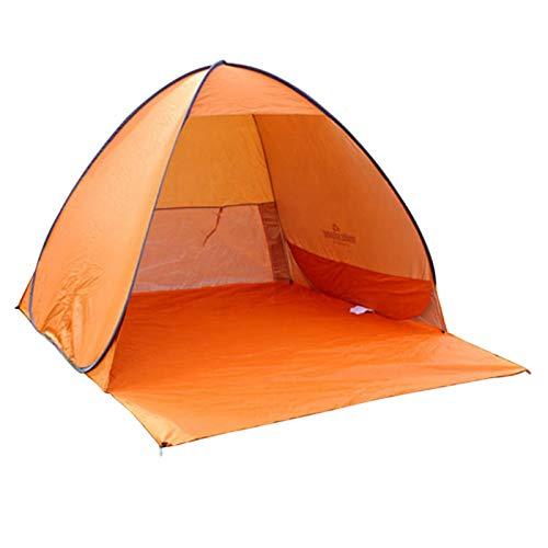 Child Pop Up Tent, Beach Camping Tent Foldable Outdoor UV Lightweight Waterproof Tent As Sun Shelter Children Family