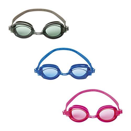 Bestway Hydro-Swim Schwimmbrille, für Kinder Ocean Wave mit, sortiert