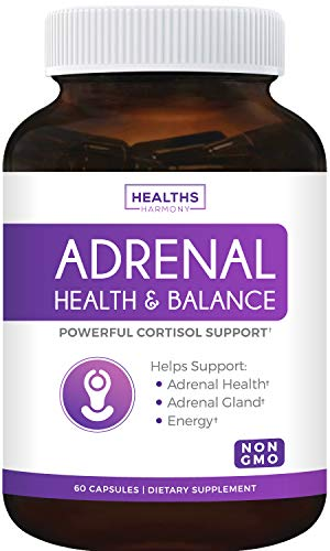 Adrenal Support & Cortisol Manager...