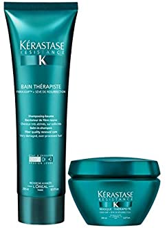 Kerastase Resistance Therapiste Shampoo 250ml and Masque 200ml