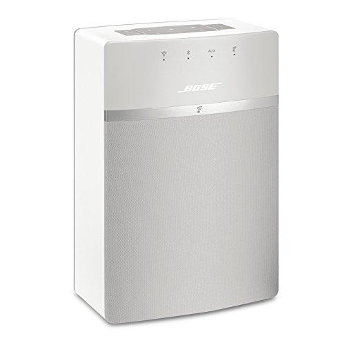 Bose SoundTouch 10 wireless speaker, works with Alexa, White