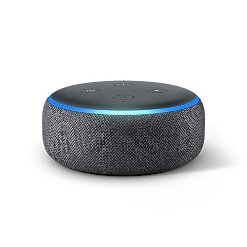 Echo Dot (3rd Gen) Smart Speaker with Alexa for 18.99