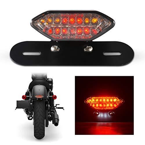 Luz LED de freno con intermitentes