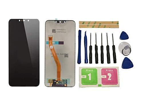 """Flügel per Huawei Mate 20 Lite SNE-LX1 SNE-LX2 SNE-LX3 6.3"""" Schermo Display LCD Display Nero Touch Screen Digitizer (Senza Frame) di Ricambio e Strumenti Gratuiti"""
