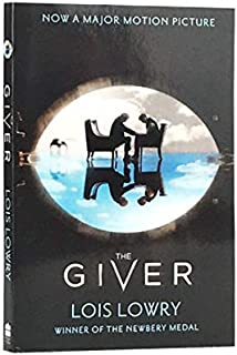 Education & Teaching - The Giver English Version New Hot selling Fiction book for libros