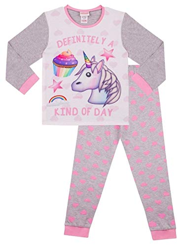 Definitely a Kind of Day - Pijama largo con diseño de unicornio Rosa rosa 12-13 años