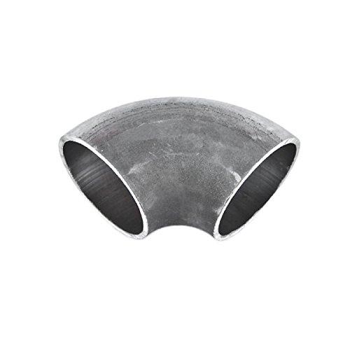 Stahl St37 Rohrbogen Schweißbogen nahtlos 2 S 90° - Ø 33,7 x 2,6 mm