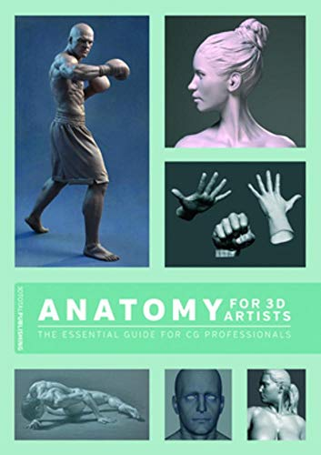 ANATOMY FOR 3D ARTISTS: The Essential Guide for Cg Professionals