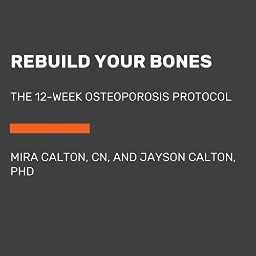 Rebuild Your Bones audiobook cover art