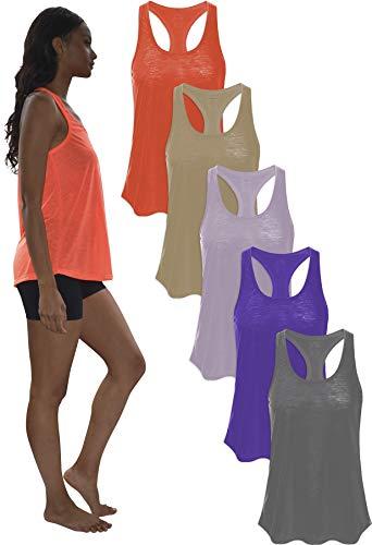 La mejor selección de Camisetas de tirantes para Mujer - los preferidos. 12