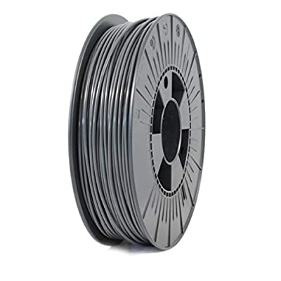 ICE Filaments ICEFIL3PLA016 PLA filament, 2.85mm, 0.75 kg, Gentle Grey
