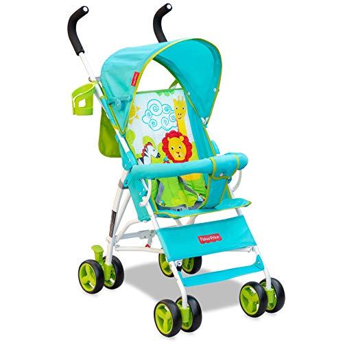Fisher-Price Lil' Master Stroller - Multicolour
