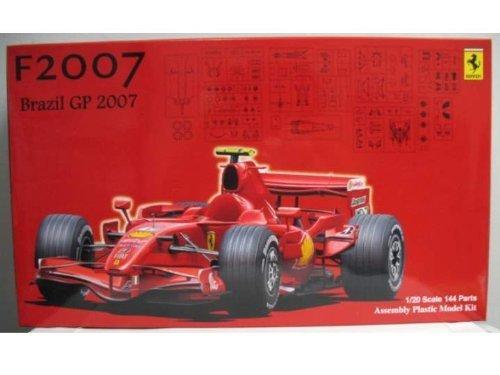Fujimi GP11 090481 F1 Ferrari F2007 Brazil 1/20 Scale Kit (japan import)